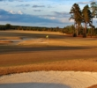 The back nine at the Golf Club at Hilton Head Lakes -- such as no. 16, seen here -- is nothing but natural.