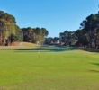 The clubhouse sits in the backdrop of the 10th hole at Hilton Head National Golf Club in Bluffton.