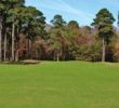 The 10th hole of the Golden Bear Golf Club at Indigo Run shows off the natural setting of Hilton Head Island.