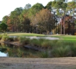 The 10th hole kicks off a rousing back nine at Rose Hill Golf Club in Bluffton, S.C.