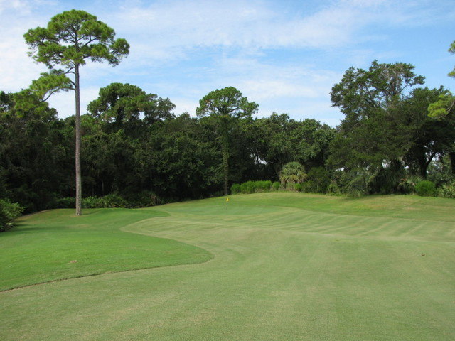 Palmetto Dunes Resort - Hills Course - hole 10