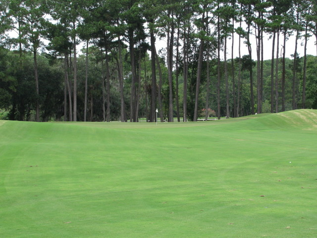 Callawassie Island Club - Palmetto - hole 1