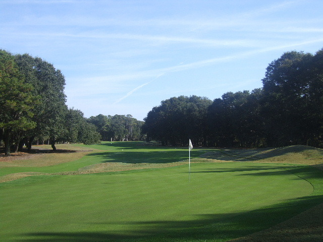 Palmetto Hall Plantation's Hills Course - Hilton Head