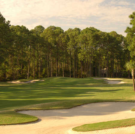 Oyster Reef golf course - Hilton Head