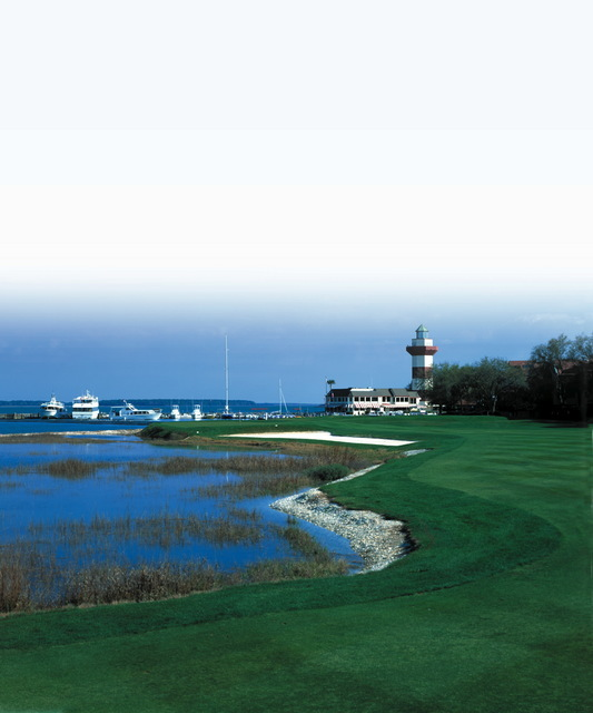 Harbour Town Golf Links - Hole 18