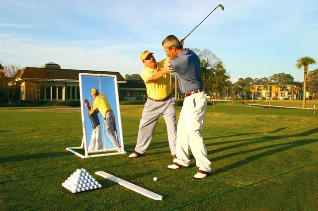 Top Pga Golf Instructors Call Hilton Head Island Home