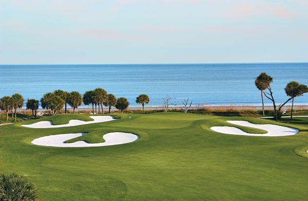 Robert Trent Jones Course Hilton Head Island
