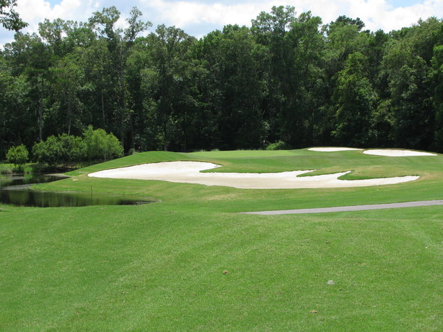 Golf Courses In South Carolina Map.Eagle S Pointe G C In Bluffton Boasts Playability And Affordability