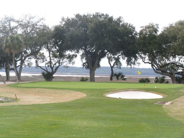 Country Club of Hilton Head - 12th Green