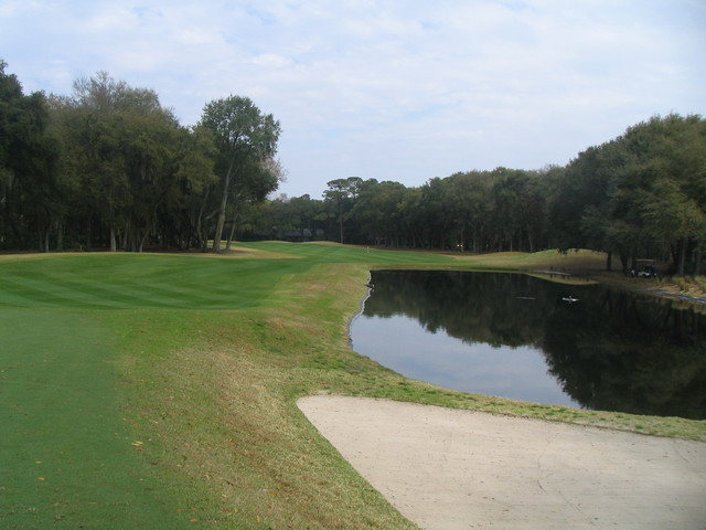 Robber's Row golf course