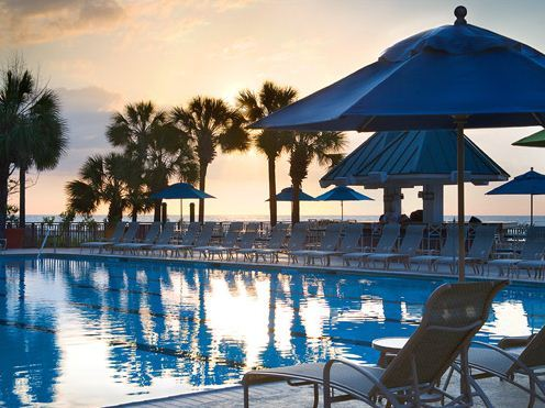 Hilton Head Marriott Resort And Spa Boasts Full Service