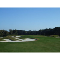 The Oceanfront Course at Palmetto Dunes Resort was designed by Robert Trent Jones.