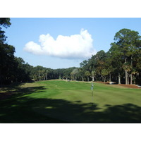 Robert Trent Jones designed the Oceanfront Course at Palmetto Dunes Resort in Hilton Head, South Carolina.