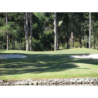 The Planter's Row course at Port Royal Golf Club leaves little room for error.