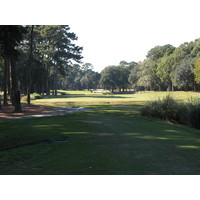 The Planter's Row course at Port Royal Golf Club offers great scenery on most approach shots.