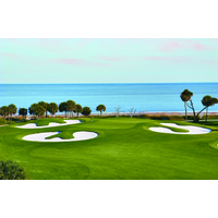 Palmetto Dunes Oceanfront Resort is home to three golf courses, including the coastal Jones course.