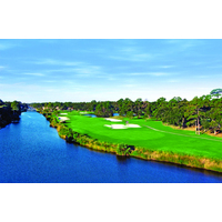 The George Fazio course is one of three championship designs at the Palmetto Dunes Oceanfront Resort.
