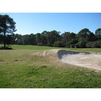 Oyster Reef Golf Club offers a complete practice area to hone your game.