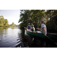 Off the beach, visitors to Hilton Head Island can paddle the area's many waterways.