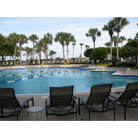 The Westin Hilton Head Island Resort and Spa includes several pools.