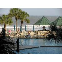 Walk into the Hilton Head Marriott Resort and Spa, and you can see this is an ideal location.
