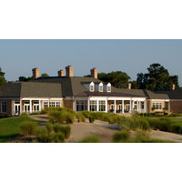 The clubhouse serving the Nicklaus course at Colleton River Plantation Club features a wide array of amenities.
