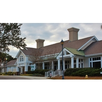 Okatie Creek Golf Club, home to the British Open Pub, is one of three clubhouses in a Del Webb community in Bluffton.