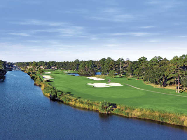 Palmetto Dunes Resort Fazio Course In Hilton Head Island