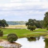 A view over the water from East at Belfair Golf Club.