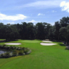 View of a green at Port Royal Golf Club