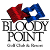 Bloody Point Golf Course - Resort Logo