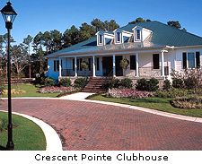 Crescent Pointe Clubhouse