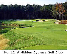 No. 12 at Hidden Cypress