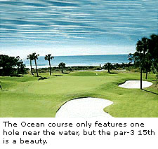 Ocean Golf Course